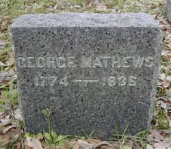 George Mathews