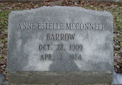 Anne Estelle <i>McConnell</i> Barrow