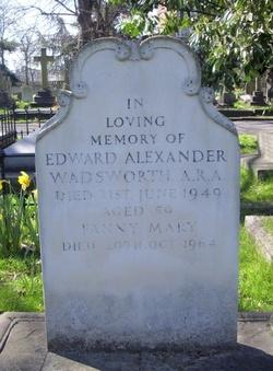 Edward Alexander Wadsworth
