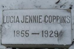 Lucia Jennie <i>Miller</i> Coppins