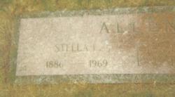 Stella Eva <i>Matheny</i> Allen