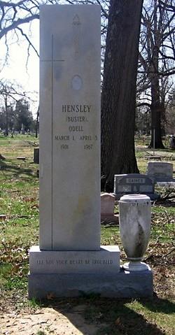 Odell Buster Hensley