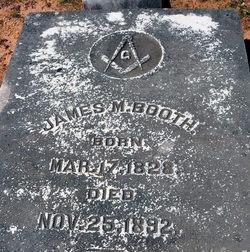 James Maslon Booth