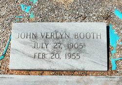 John Verlyn Booth