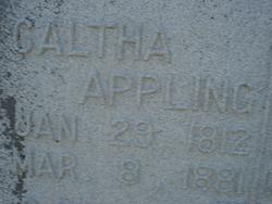 Caltha Clementine <i>Perteet</i> Appling