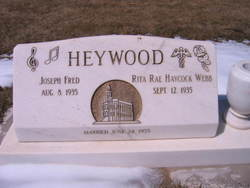 Joseph Fred Heywood