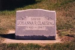 Johanna Rosella Clausing