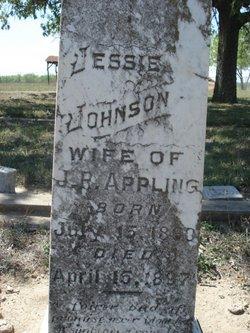 Jessie <i>Johnson</i> Appling