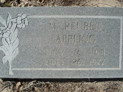 Marvin Reuben Appling