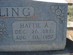 Hattie A. <i>Jones</i> Appling