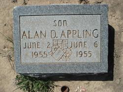 Alan D Appling