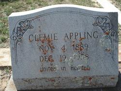 Clemie Appling