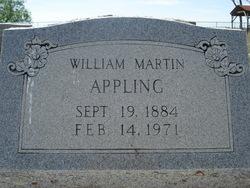 William Martin Appling
