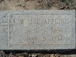 Willie Appling