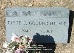 Clyde Davis Nip Goodnight