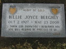 Billie Joyce <i>Johnson Cain</i> Beeghly