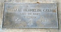 William Franklin Carns