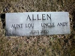 Aunt Lou Allen