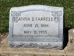 Anna B Farrell
