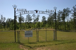 Reuben Adams Memorial Cemetery