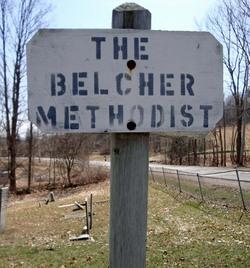 Belcher Methodist Cemetery