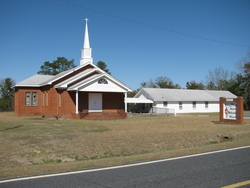 Sandy Plains United Methodist Church Cemetery