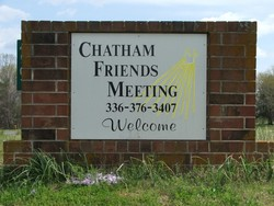 Chatham Friends Meeting Cemetery