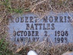Robert Morris Battles