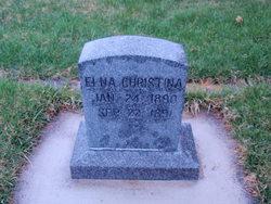 Elna Christina Anderson