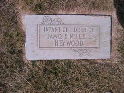 Infant Daughter Heywood