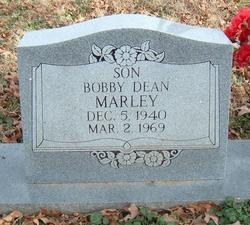 Bobby Dean Marley