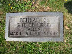 Beulah C. Tallent
