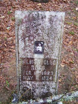 Wilburn Cleo Ross