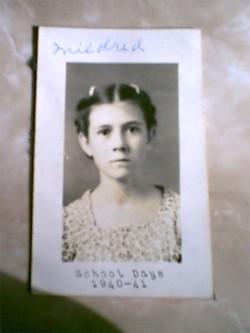 Annie Mildred <i>Smith</i> DuBose