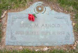 Lura Maude <i>Baker</i> Arnold