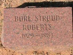 Burl Stroud Roberts