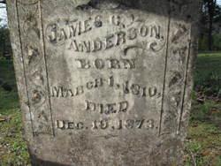 James Claiborne Anderson