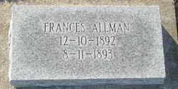 Frances Allman