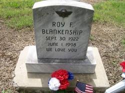 Roy F. Blankenship
