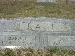Edgar Woolson Raff