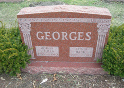 Louisa Lula <i>Sergiades</i> Georges