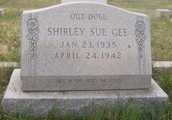 Shirley Sue Gee