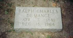Ralph Charles DeMange