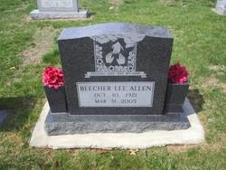 Beecher Lee Allen, Sr