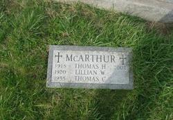Thomas Henry McArthur