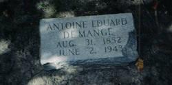 Antoine Eduard DeMange