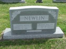 Daphna <i>Allen</i> Newlin