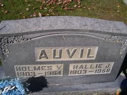 Hallie J. Auvil