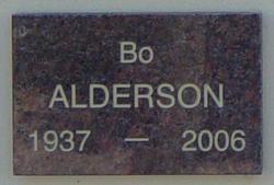 Bo Alderson