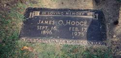 James Olen Hodge